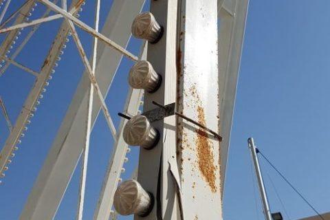 1 - Ferris Wheel (Before FUN-LED)