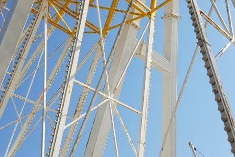 2 - Ferris Wheel (Before FUN-LED)