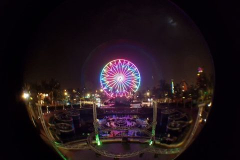 4 - Ferris Wheel (After FUN-LED)