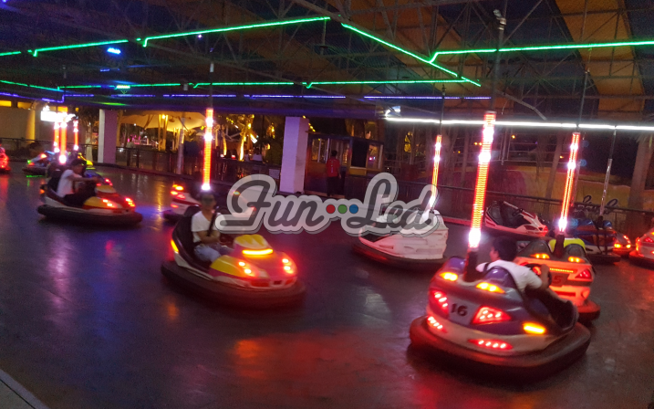 3 - Bumper Car (After FUN-LED)