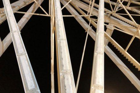 6 - Ferris Wheel (INSTALLATION)