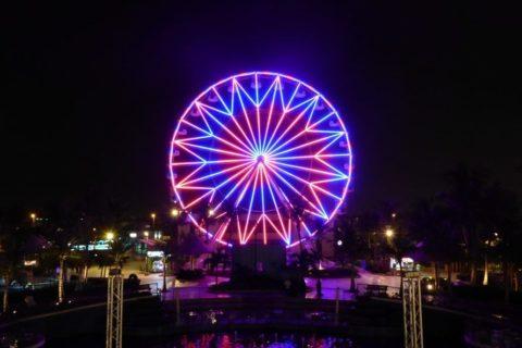 1 - Ferris Wheel (After FUN-LED)