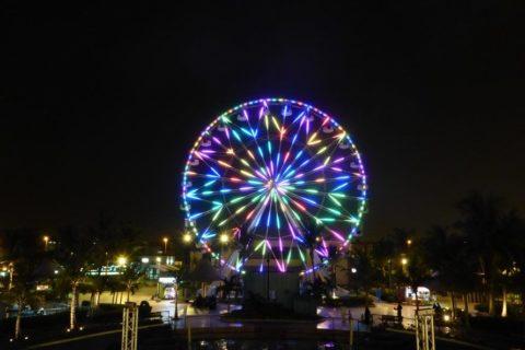 2 - Ferris Wheel (After FUN-LED)