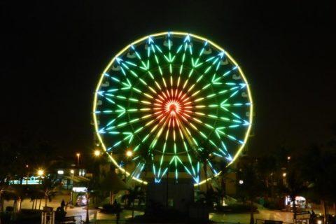 3 - Ferris Wheel (After FUN-LED)
